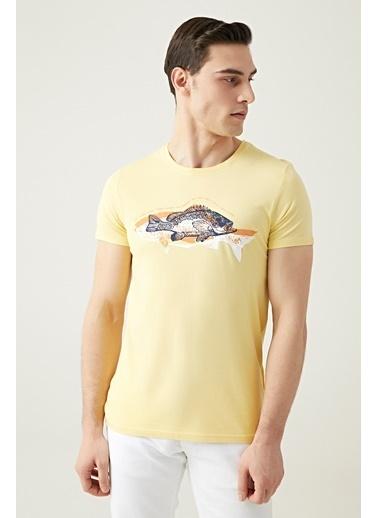 Tween T-Shirt Sarı
